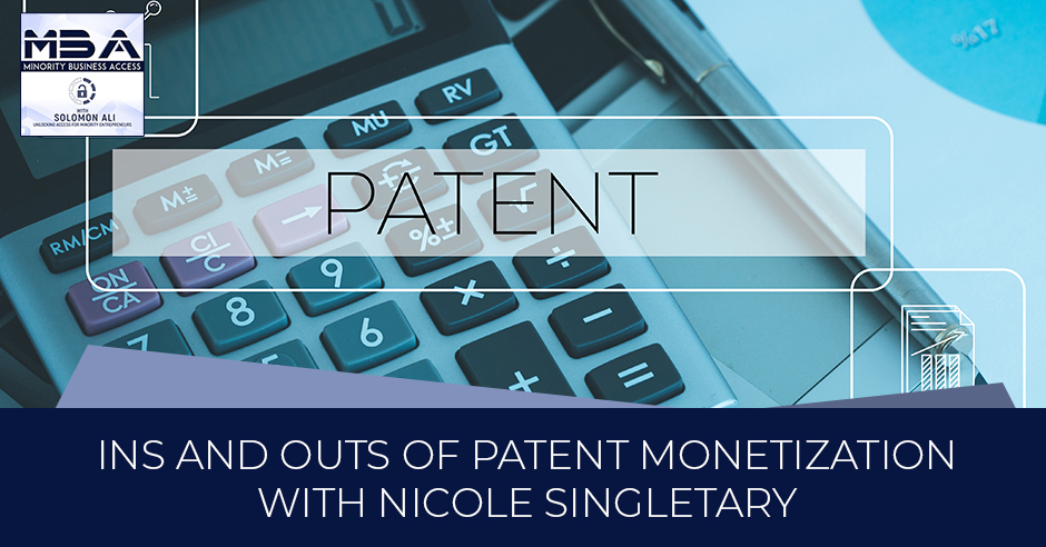 MBA 12 | Patent Monetization