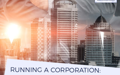 Running A Corporation: The Journey To The Top Of The Corporate Ladder With Aaron Young
