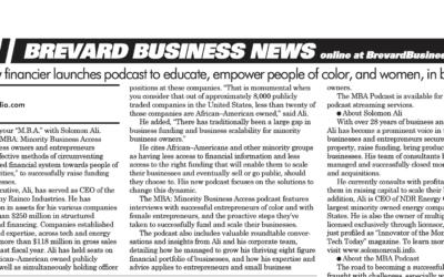Brevard Business News January 2020