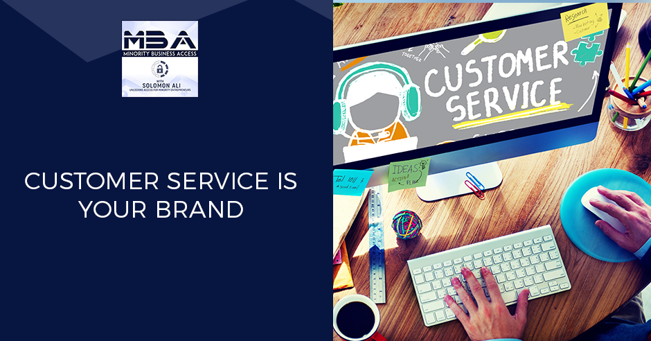 MBA 20 | Customer Service