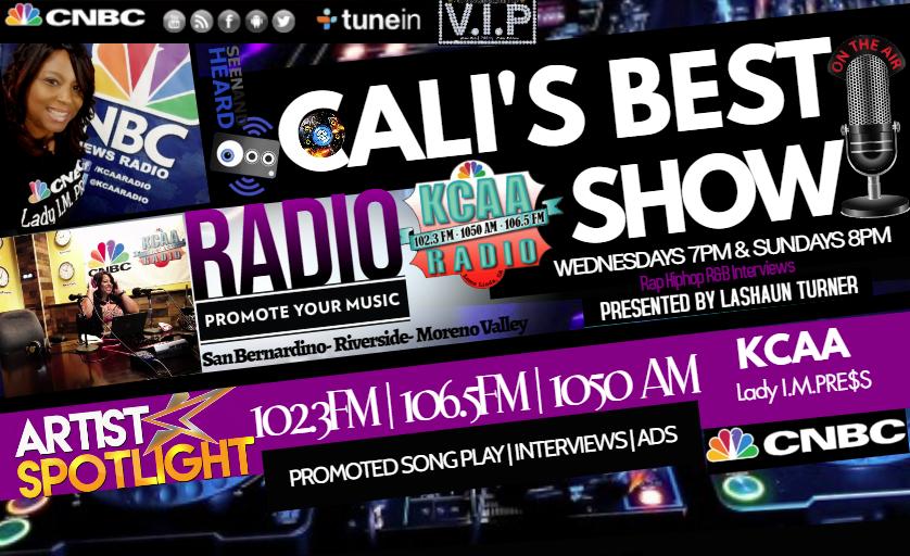 KCAA Radio May 2020