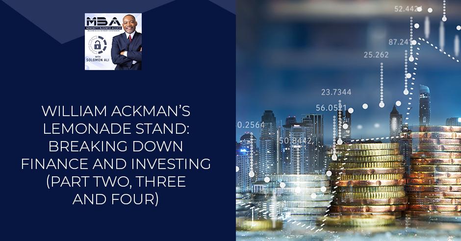 MBA 23 | William Ackman