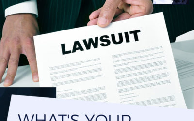 What's Your Lawsuit Profile?