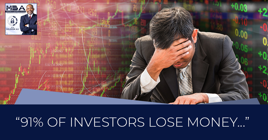 MBA 33   Investors Lose Money